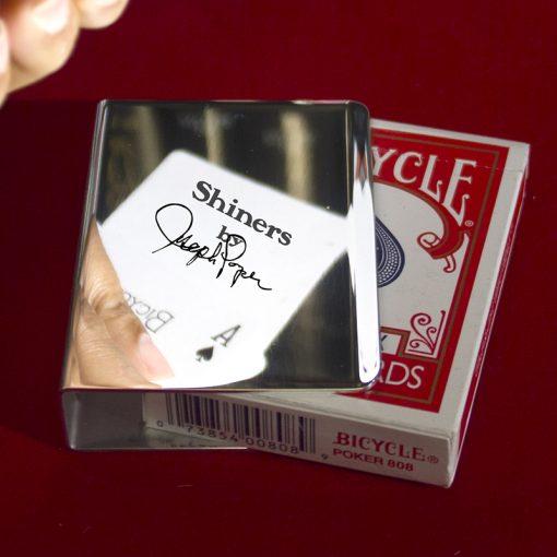 Porper Shiner Card Clip